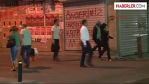 Okmeydanı'nda Alevli Gece