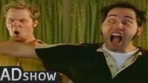 Kung fu parody: That must hurt!