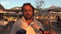 """Tennis / Coupe Davis / Leconte : """"Il faut que ça sorte des tripes"""" 11/09"""