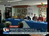 México, invitado de honor en Feria Internacional del Libro Quito 2014