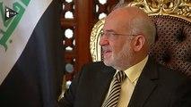 François Hollande en Irak pour soutenir le nouveau gouvernement
