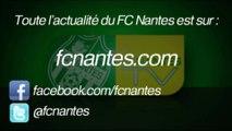 J-2 avant LOSC Lille - FC Nantes : extrait de la séance