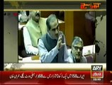 Mubasher Lucman's Mouth Breaking Reply to Khawaja Saad Rafique