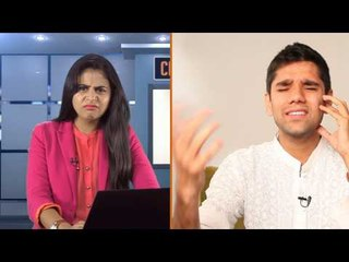 Pappu Gandhi v/s Chhappan Modi || Seriously Random With Geetanjali