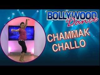Chammak Challo || Easy Dance Steps Chorus || Ra One