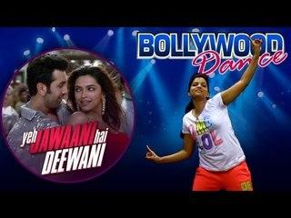 """Dilli Wali Girlfriend"" || Dance Steps Part 3 || Yeh Jawaani Hai Deewani"