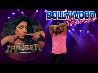 Pinky || Part 2 Dance Steps || Zanjeer