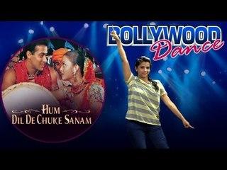 Navratri Special || 'Dholi Taro Dhol Baaje' || Easy Dance Steps Part 1 || Hum Dil De Chuke Sanam