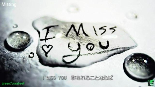 Missing - Toshinobu Kubota 《With Japanese lyrics》/ ミッシング - 久保田利伸 《歌詞付き》 Japanese pop, Citypop