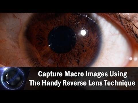 Capture Macro Images Using The Handy Reverse Lens Technique || Shraddha Kadakia