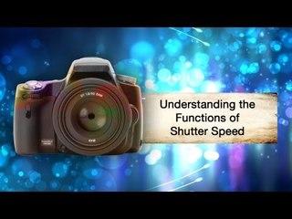 What Is Shutter Speed? || Shraddha Kadakia