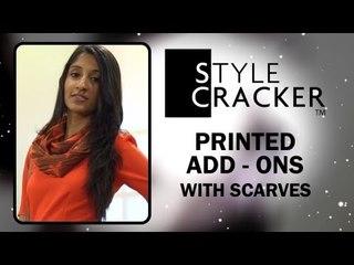 Printed Scarves II Printed Add-Ons II StyleCracker