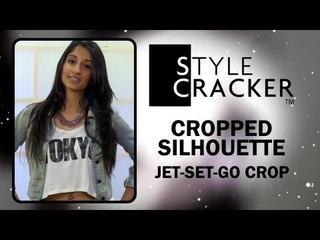 The Jet Set Go Look II Crop Look Trends II StyleCracker