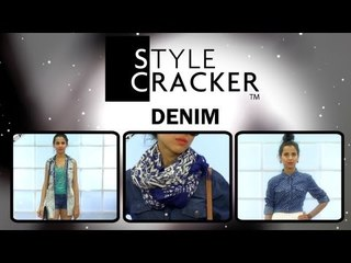 How I Style II Denims To Look Cool II StyleCracker