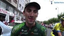 La Vuelta - Etape 19 - Yannick Martinez termine 4e de l'étape