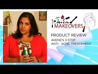 Christmas Special || Avene's Anti Acne Treatment || Product Review