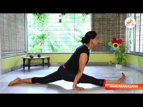 Hanumanasana    Monkey Pose    Yoga For Athletes