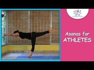 Virabhadrasana 3 || The Warrior Pose || Yoga For Athletes