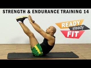 Salman Khan Work Out || Strength & Endurance || Crunches & Pull-Ups || Part 14