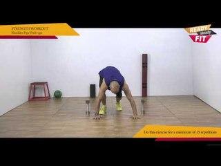 How To Strengthen Shoulders || Get a Built Like Ranbir Kapoor || Part 6
