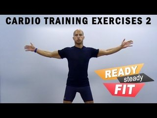 Get Ready To Work Out || Cardio Training Exercises ||  Hands & Legs Exercises || Part 2