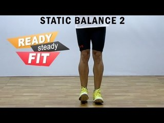 Get Ready To Work Out || Improve Balance || Enhance Stability || Part 2