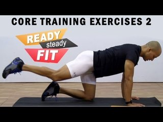 Bollywood Workout || Part 2 || Core Training Exercises ||  Air Stretches