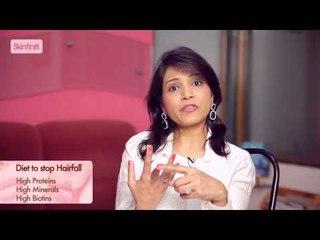 Dr. Jaishree Sharad || Hairfall || Causes || Skinfiniti