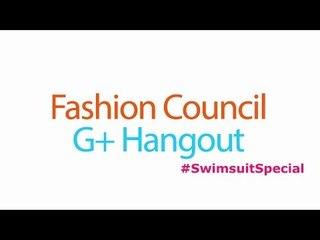 Fashion Council || G+ Hangout With Nonita & Sujata