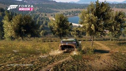 Forza Horizon 2 Launch Trailer