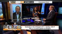 Stephen A - Philip Rivers is Going to Try Richard Sherman