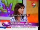 Marianela Mirra nuevamente contra Jorge Rial