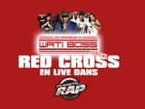 Freestyle de Red Cross en live dans Planète Rap