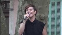 Salernes Var concert électro-pop ANDROMAKERS Nadège et Lucille – Vendredi 12 septembre 2014 par Le réseau des médiathèques en Dracénie & Anne Sophie Valcelli médiathèque de Salernes