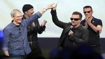 26 U2 Albums Hit ITunes Top Albums Chart At Once After Apple Stunt