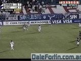 Goles | Danubio 1 - 2 Vélez Sarsfield
