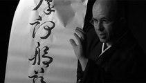 Conférence Zen et calligraphie par le maître Zen et calligraphe Ryurin Desmur, Kosen Sangha, lignée Deshimaru - Zen Paris