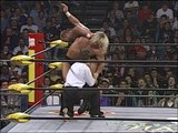Lex Luger vs Arn Anderson - WCW Halloween Havoc 1996