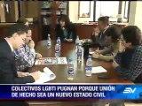 Posturas contrarias en comunidad LGBTI por vigencia de la unión de hecho