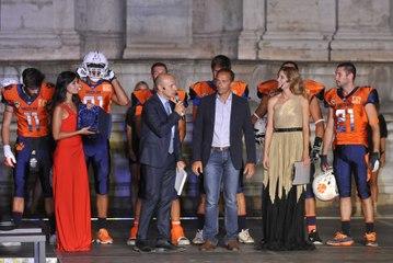 PLAYSPORT AWARDS 2014, CLAUDIO FACCINI E I GRIZZLIES ROMA