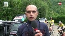 2ème étape de l'Ain Ternational Rhône Alpes Valromey Tour 2014
