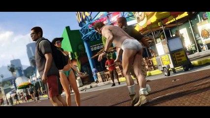 Grand Theft Auto V - 'Uno steccato e un cane di nome Skip'