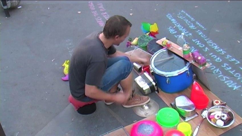 DOCUMENTAIRE: portrait du Street Kitchen Orchestra, le batteur parisien (videaste.eu)