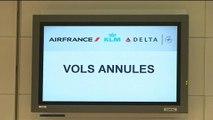 Grève des pilotes: Air France prévoit 60% de vols annulés lundi