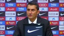"""Valverde: """"Me preocupa que tengamos tres puntos tras tres partidos"""""""