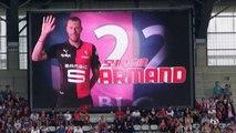 13/09/14 : SRFC-PSG : compo du Stade Rennais
