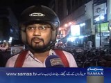 Ahmer Rehman Khan Reporter , Reports on New Technology of Police