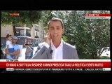 """Luigi Di Maio (M5S) """"Tagliare gli sprechi abbassare le tasse"""" Pomigliano d'Arco - MoVimento 5 Stelle"""