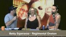 SoloVox poésie musique slam - 73 - Betty Esperanza - Regimental Oneton
