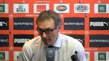 Blanc criticises Rennes approach